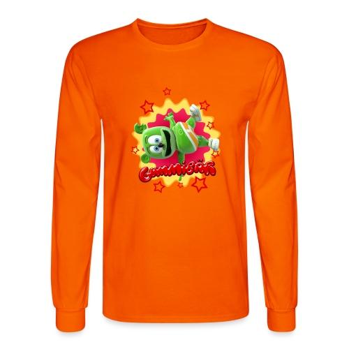 Gummibär Starburst - Men's Long Sleeve T-Shirt