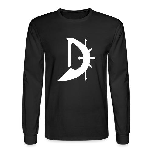 Mark of Dave T-Shirt - Men's Long Sleeve T-Shirt