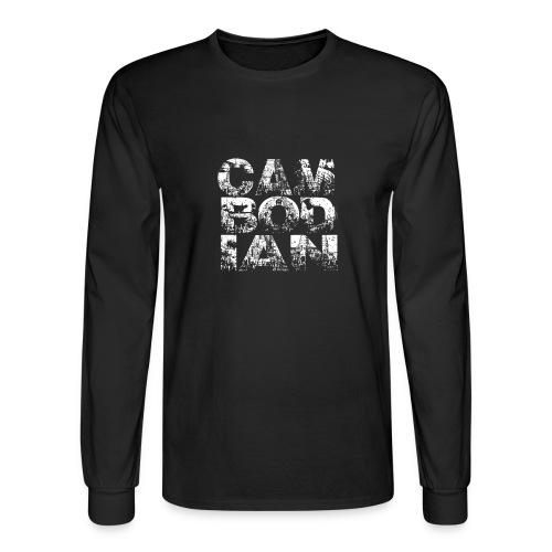 Women's Cambodian T-Shirt - Men's Long Sleeve T-Shirt