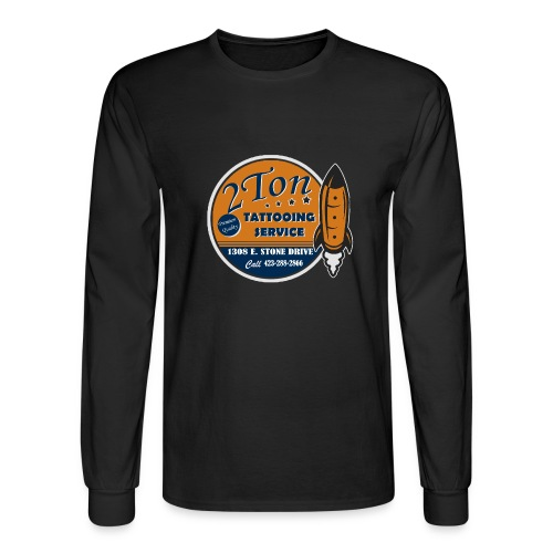 premium tattooing shirt - Men's Long Sleeve T-Shirt