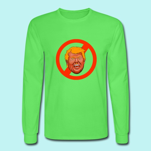 Dump Trump - Men's Long Sleeve T-Shirt