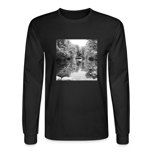 Lone - Men's Long Sleeve T-Shirt