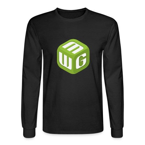 Steve Sized MWG T-Shirt (3XT) - Men's Long Sleeve T-Shirt