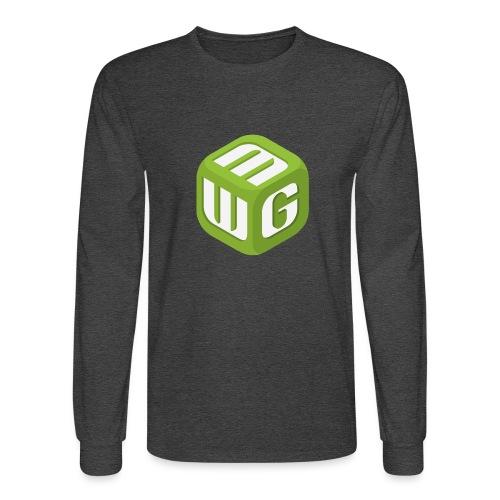 Steve Sized MWG T-Shirt (3XT) - Men's Long Sleeve T-Shirt