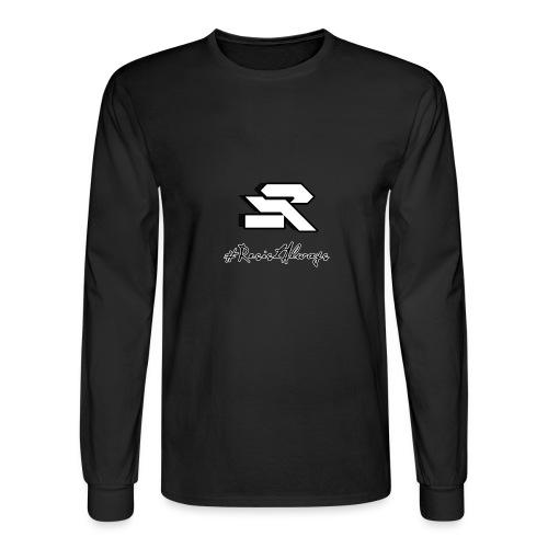 #ResistAlways Shirt - Men's Long Sleeve T-Shirt