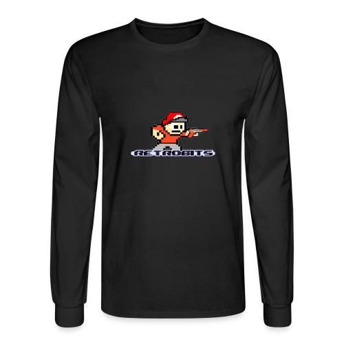 RetroBits Clothing - Men's Long Sleeve T-Shirt