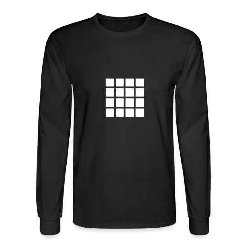 Drum Pads - Men's Long Sleeve T-Shirt