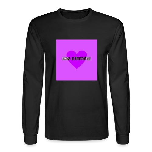 75F77ED3 E905 4E27 A945 77814E3CEA50 - Men's Long Sleeve T-Shirt