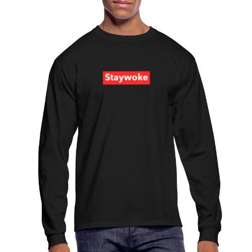 Stay woke - Men's Long Sleeve T-Shirt