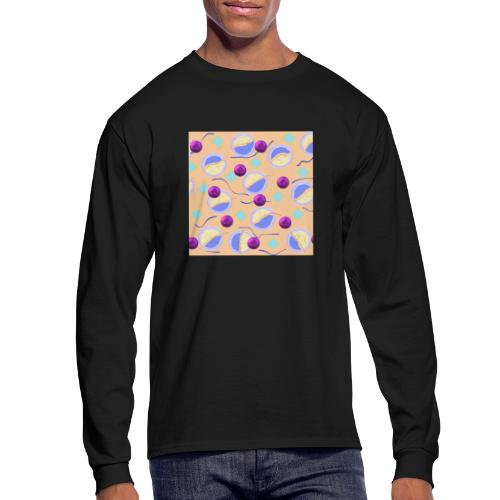 lovely cosmos - Men's Long Sleeve T-Shirt