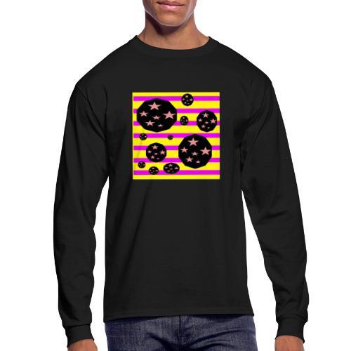 Lovely Astronomy - Men's Long Sleeve T-Shirt