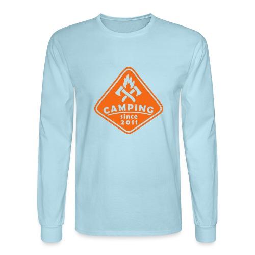 Campfire 2011 - Men's Long Sleeve T-Shirt