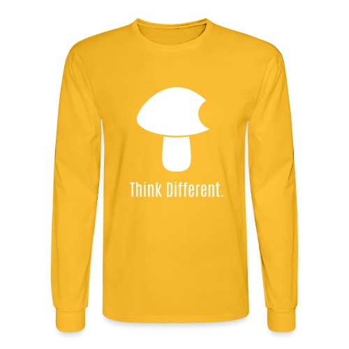Think Different. - Men's Long Sleeve T-Shirt