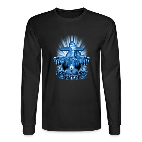 Sacred by RollinLow - Men's Long Sleeve T-Shirt
