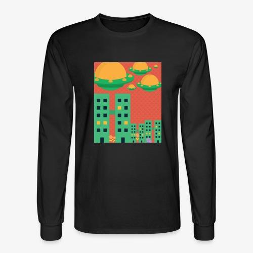 wierd stuff - Men's Long Sleeve T-Shirt