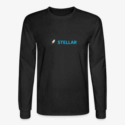 Stellar - Men's Long Sleeve T-Shirt