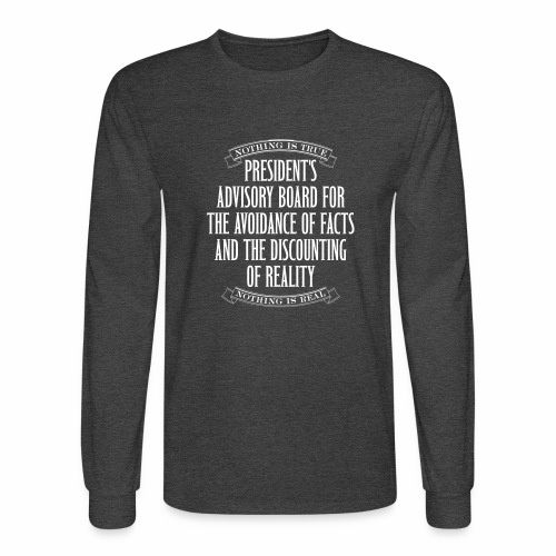 Nothing is True - Men's Long Sleeve T-Shirt