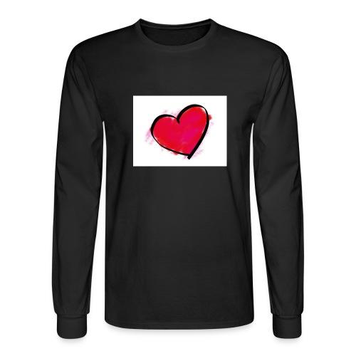heart 192957 960 720 - Men's Long Sleeve T-Shirt