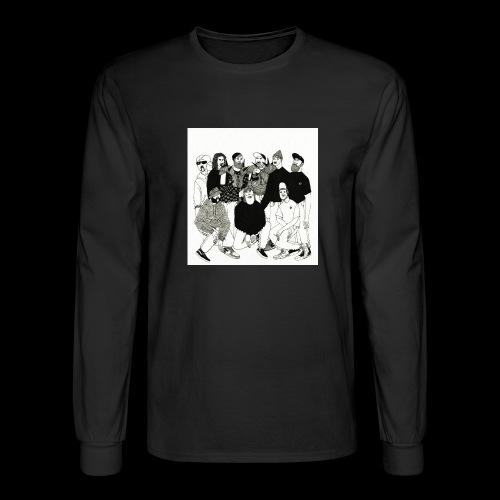 The DBD Show EP Cover Art - Men's Long Sleeve T-Shirt