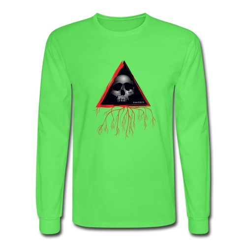Rootkit Hoodie - Men's Long Sleeve T-Shirt