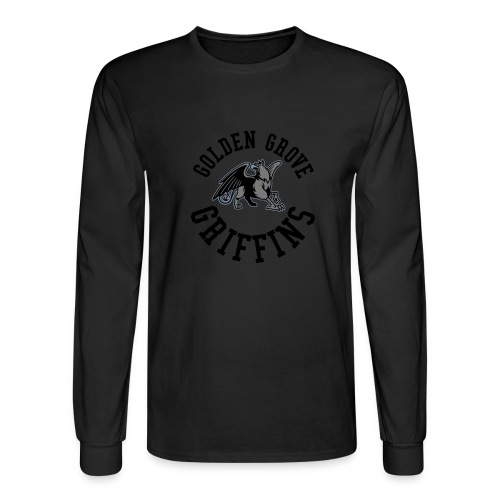 Golden Grove Griffins Color - Men's Long Sleeve T-Shirt