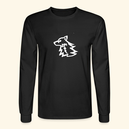 iFire Hoodie - Men's Long Sleeve T-Shirt