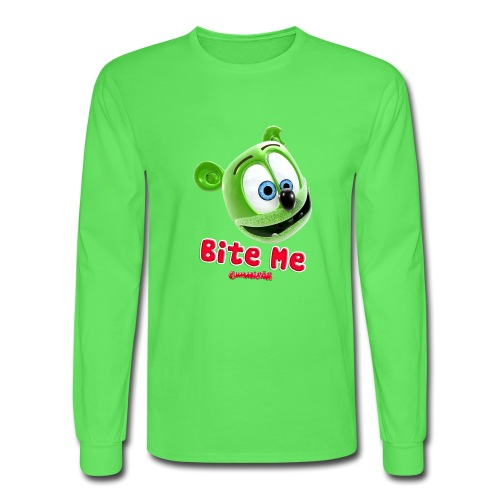 Bite Me - Men's Long Sleeve T-Shirt