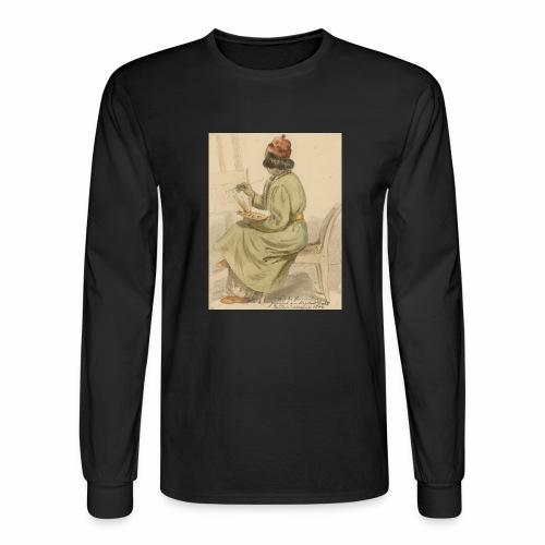 rs portrait sp 02 - Men's Long Sleeve T-Shirt