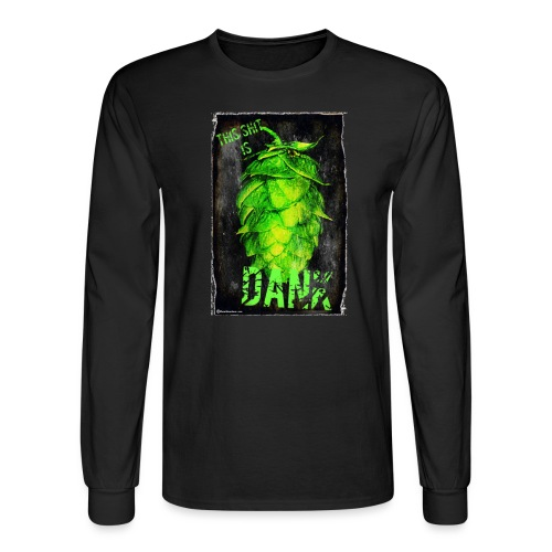 DANK - Men's Long Sleeve T-Shirt