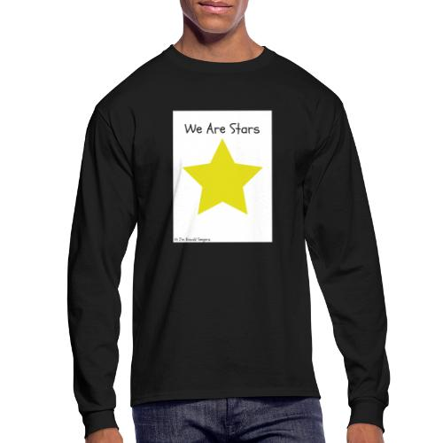 Hi I'm Ronald Seegers Collection-We Are Stars - Men's Long Sleeve T-Shirt
