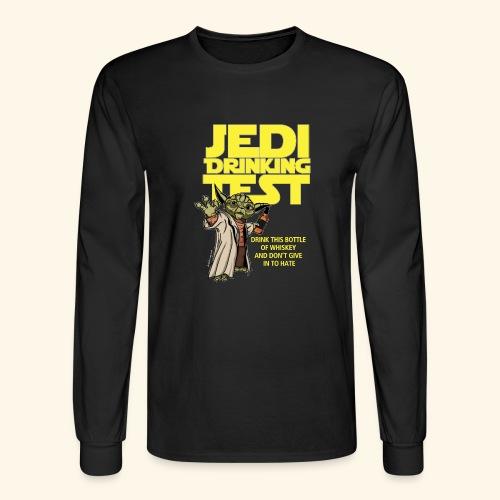 jeditest - Men's Long Sleeve T-Shirt