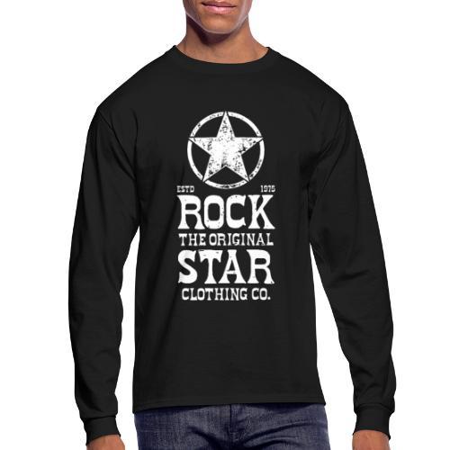 original rock star - Men's Long Sleeve T-Shirt
