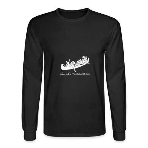 Chasse-galerie - T-shirt manches longues pour hommes