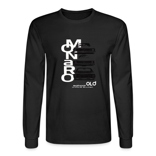 monaro over - Men's Long Sleeve T-Shirt