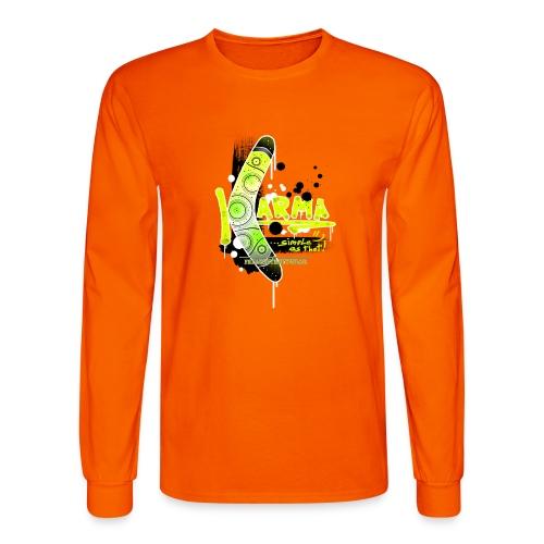 KARMA - Men's Long Sleeve T-Shirt
