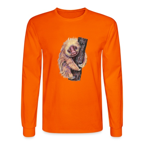Sloth - Men's Long Sleeve T-Shirt