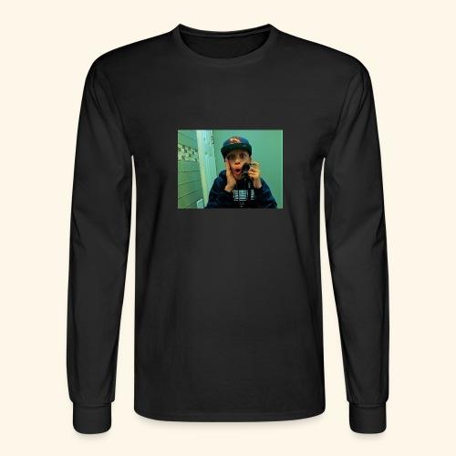 Pj Vlogz Merch - Men's Long Sleeve T-Shirt