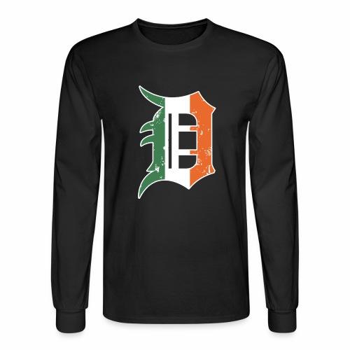 IRISH D - Men's Long Sleeve T-Shirt