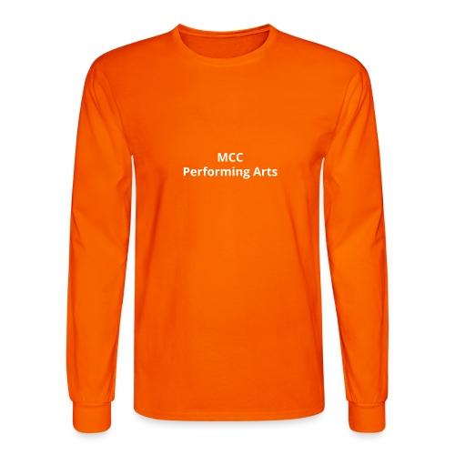 MacKillop Performing Arts Uniform - Men's Long Sleeve T-Shirt