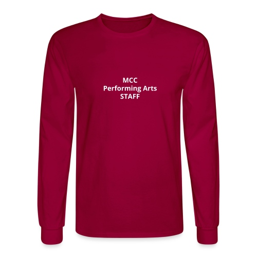 MCC PA STAFF - Men's Long Sleeve T-Shirt