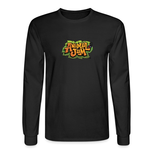 Animal Jam Shirt - Men's Long Sleeve T-Shirt