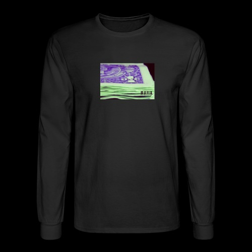 Another day another dollar MAFIA - Men's Long Sleeve T-Shirt