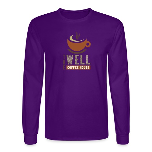 TWCH Verse Color - Men's Long Sleeve T-Shirt