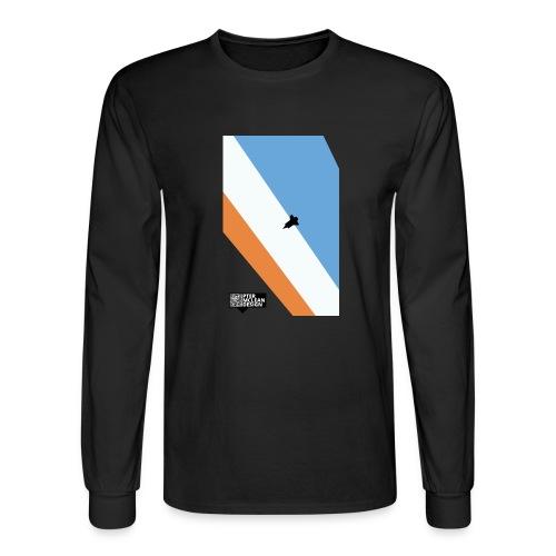ENTER THE ATMOSPHERE - Men's Long Sleeve T-Shirt