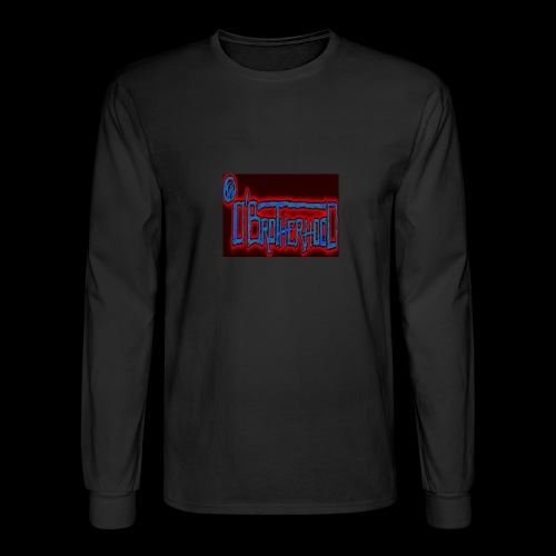 The D'BroTHerHooD Logo - Men's Long Sleeve T-Shirt