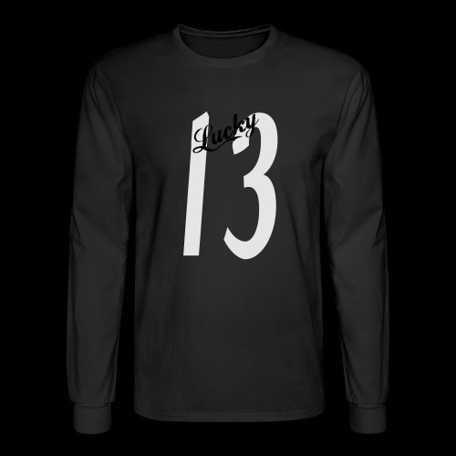 Lucky Thirteen - Men's Long Sleeve T-Shirt
