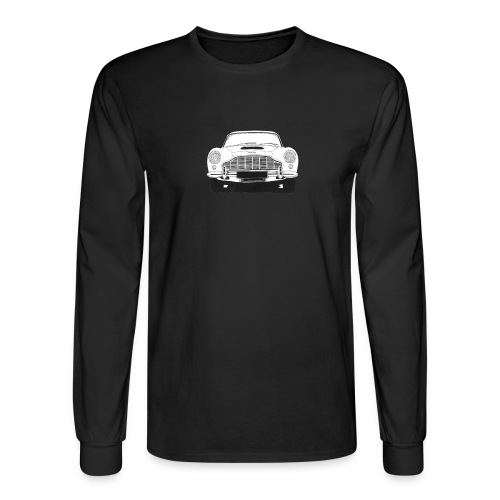 aston martin - Men's Long Sleeve T-Shirt