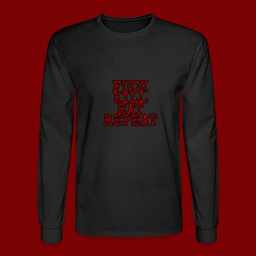 F*KER - Men's Long Sleeve T-Shirt