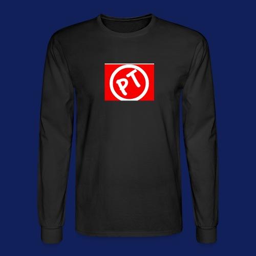 Enblem - Men's Long Sleeve T-Shirt
