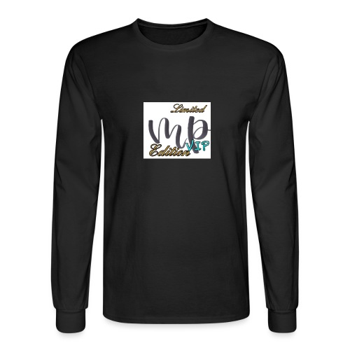 VIP Limited Edition Merch - Men's Long Sleeve T-Shirt